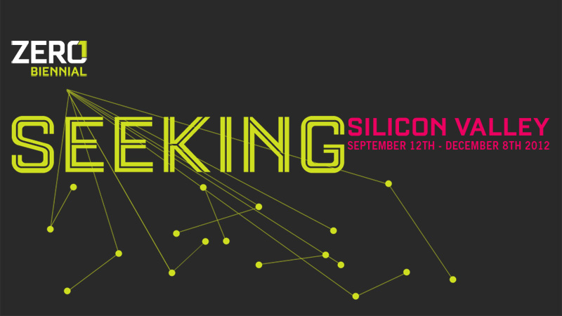 Seeking Silicon Valley exhibition banner